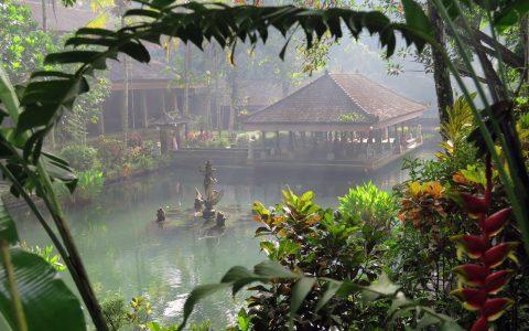 Wassertempel auf Bali