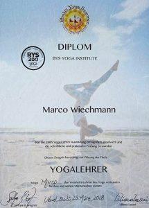 diplom marco wiechmann 215x300 - Marco Wiechmann