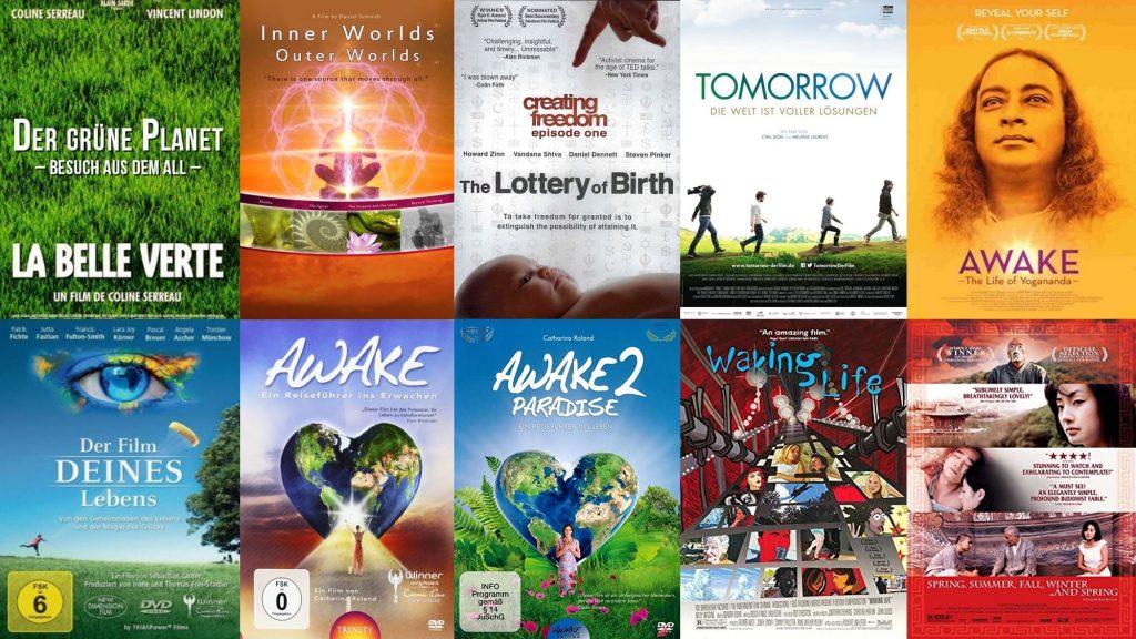 spirituelle filme 1024x576 - Filme für spirituelles Erwachen und persönliches Wachstum